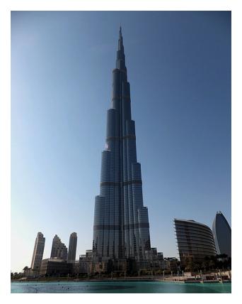 dubai højeste tårn